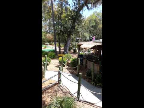 Charleston- Blackbeard Cove family park