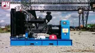 Дизельный генератор (электростанция) 300 кВт - АД-300-Т400-1Р(Дизельная генераторная установка 300 кВт с двигателем Shanghai Diesel., 2015-07-14T18:18:03.000Z)
