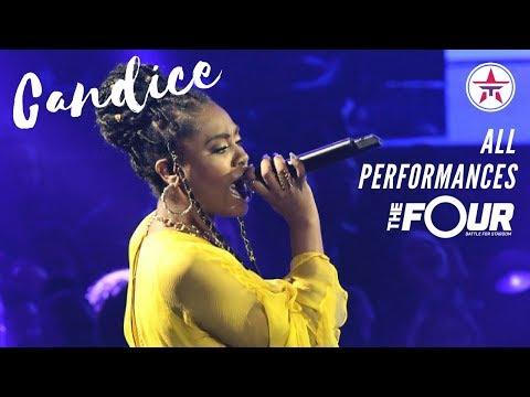 CANDICE BOYD: All Performances On 'The Four' | The Four Season 1