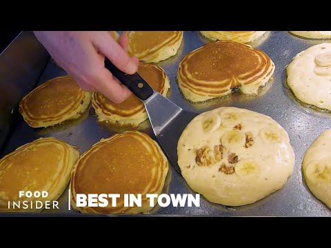 The Best Pancakes In NYC | Best In Town