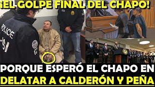 ¡EL CHAPO TERMINA DE HUNDIR AL PRIAN! EL GOLPE FINAL - ESTADISTICA POLITICA