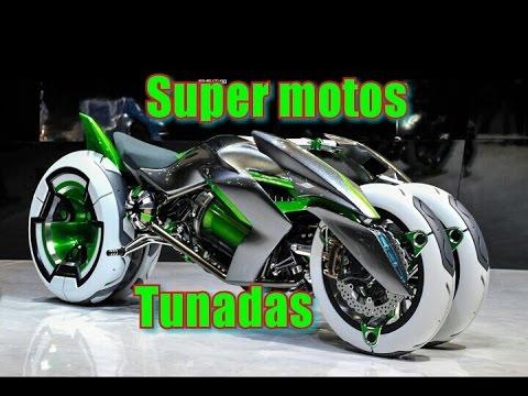 super motos tunadas motos tuning youtube. Black Bedroom Furniture Sets. Home Design Ideas