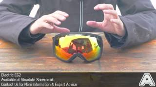 Electric EG2 Goggles | Video Review