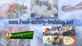 Food safety training - Food hygiene training courses - Food safety training West Wales