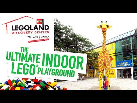 new legoland discovery center philadelphia pa the ultimate indoor lego playground youtube. Black Bedroom Furniture Sets. Home Design Ideas