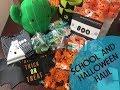 classroom haul | Halloween edition