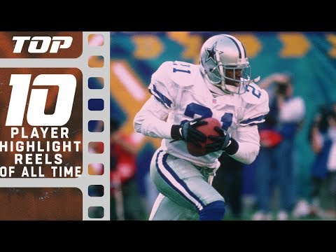 Top 10 Human Highlight Reels of All Time | NFL Films