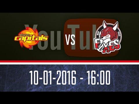 EBEL - Round 42 - UPC Vienna Capitals vs HCB Südtirol Alto Adige