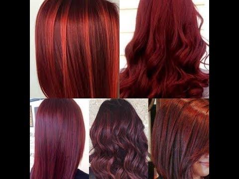 تحدي صبغ شعرك الاسود الي احمر بدون سحب Youtube