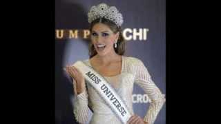 Tributo a Miss Universo 2013: Maria Gabriela Isler / Miss Universe 2013