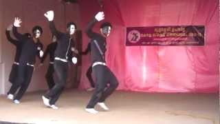 Sub district Mime Performed by GHSS Mullassery