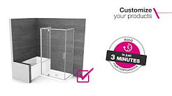 Bathroom Design Tool – MAAX ModulR