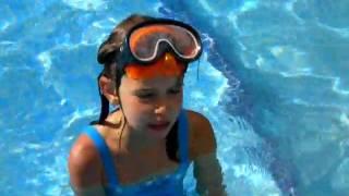 Anna im Pool Teil 5 @ Hotel Alcudia Park Mallorca