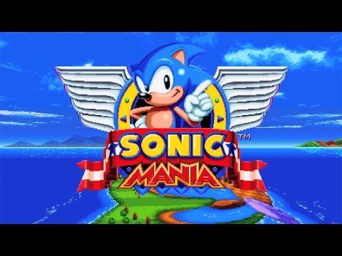 Trailer Theme (Alpha Mix) - Sonic Mania