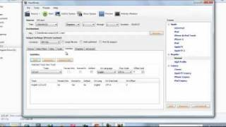 How to add soft subtitles to .mp4 videos ( Embed .srt to .mp4 video files) using handbrake(Here we have tutorial about adding soft subtitles to .mp4 videos. Here we are embedding .srt subtitle file to .mp4 video permanently. This subtitle is not ..., 2012-02-02T15:20:11.000Z)