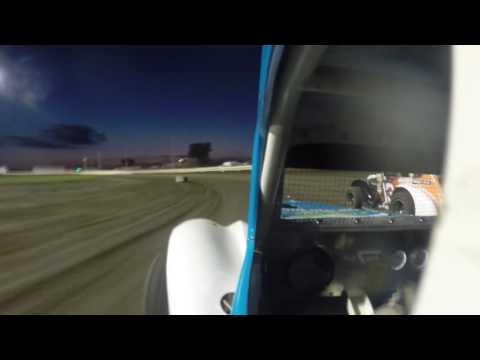 Lee County Speedway 7-29-16 Legend Feature Apfelbeck Racing