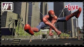 [1] Découverte :  Spider-Man 3 (Xbox 360) | De toile en toile !