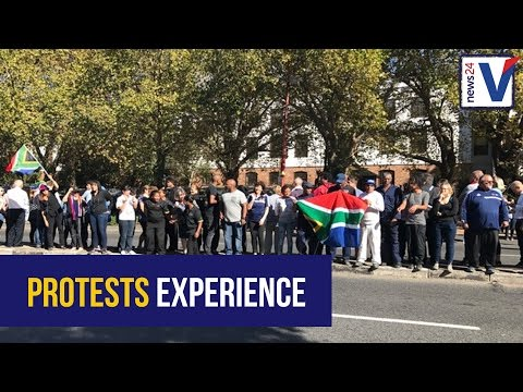 PROTESTS AROUND SA: The country unites in anti-Zuma protests