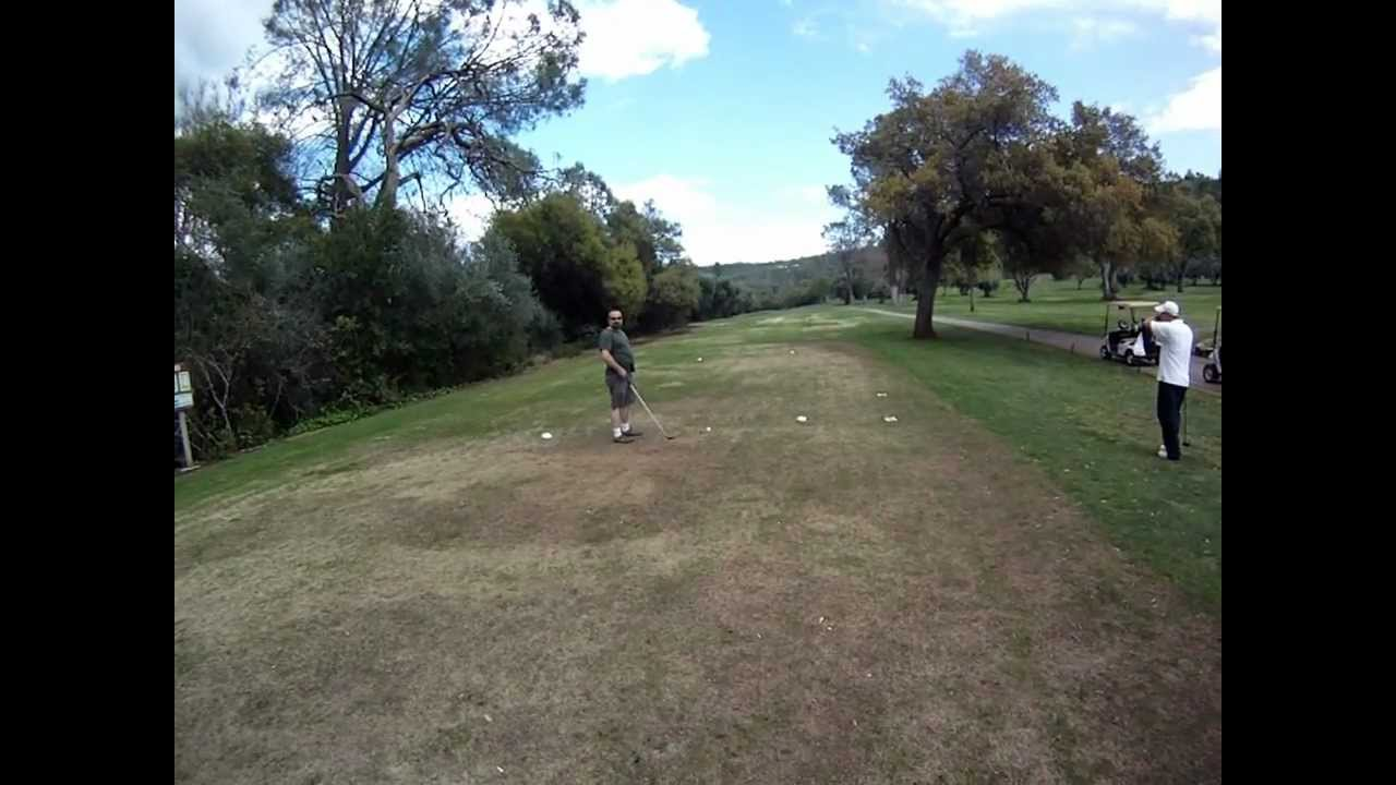 Bidwell Park Golf Course Hole 14 Part 1 Youtube