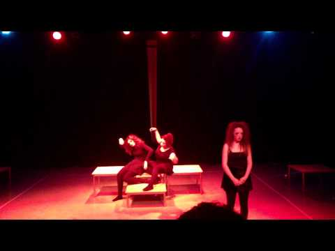 Drama devised piece GCSE-Ward 13