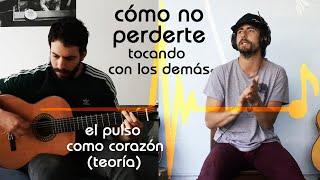 GUITARRA PARA PRINCIPIANTES l CÓMO LLEVAR EL RITMO