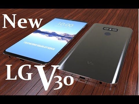 Thumbnail: New LG V30 Smartphone Concept 2017 based on Patent Documents