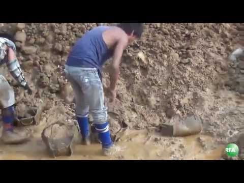 Life and Struggle of Local Jade Miners in Pha Kant