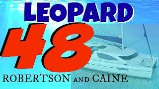 Leopard Catamaran 48