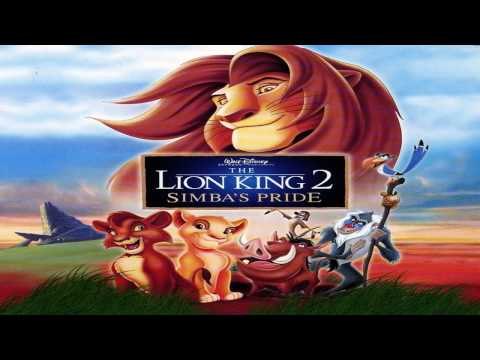 The Lion King II: Simba's Pride - He Lives In You