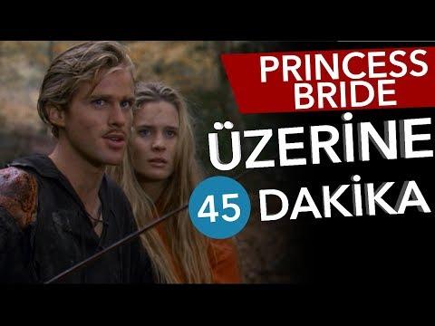 📽 PRINCESS BRIDE - Üzerine 45 Dakika - Sinema Günlükleri Bölüm #28