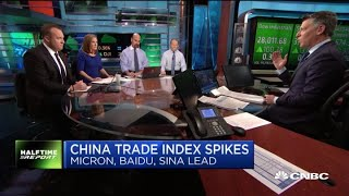 Ritholtz's Josh Brown on the US-China trade war and stocks reaching record highs