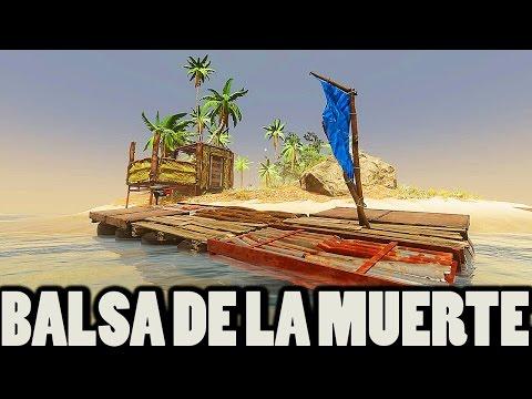 Actualización STRANDED DEEP #12 - La balsa épica motorizada | Gameplay Español