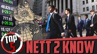 TOP 5 - DARUM gehören diese Konzerne zu den MÄCHTIGSTEN DER WELT /\ #Nett2Know