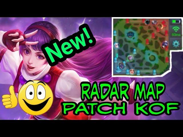 20 18 MB] NEW!! UPDATE Script Radar Map Patch KOF [GAME