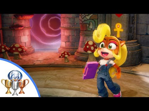 Crash Bandicoot N. Sane Trilogy Gameplay - 3 Levels with Crash AND Coco Gameplay (E3 2017)