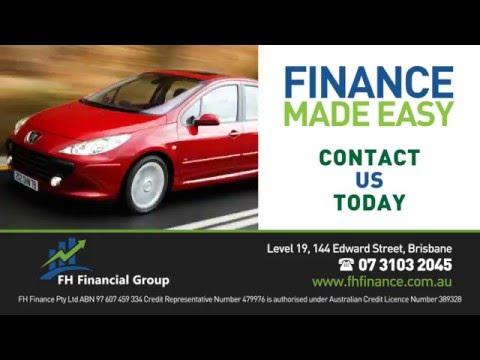 Brisbane Car Loans - FH Finance