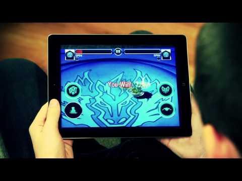 Beyblade Battles Mobile Battling App