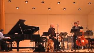 Get Me Back To The Apple (Dave Liebman and Lewis Porter with the Dudley House Jazz Combo)