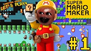 gaming grape plays super mario maker