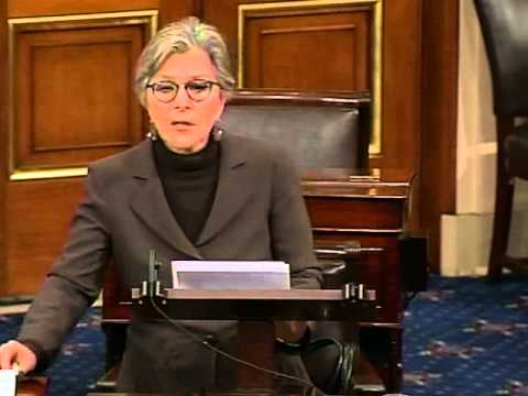Senator Boxer Urges Colleagues to Vote for the Employment Non-Discrimination Act