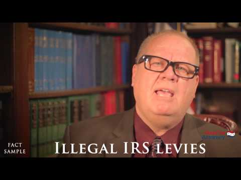 P1   Illegal IRS Levies