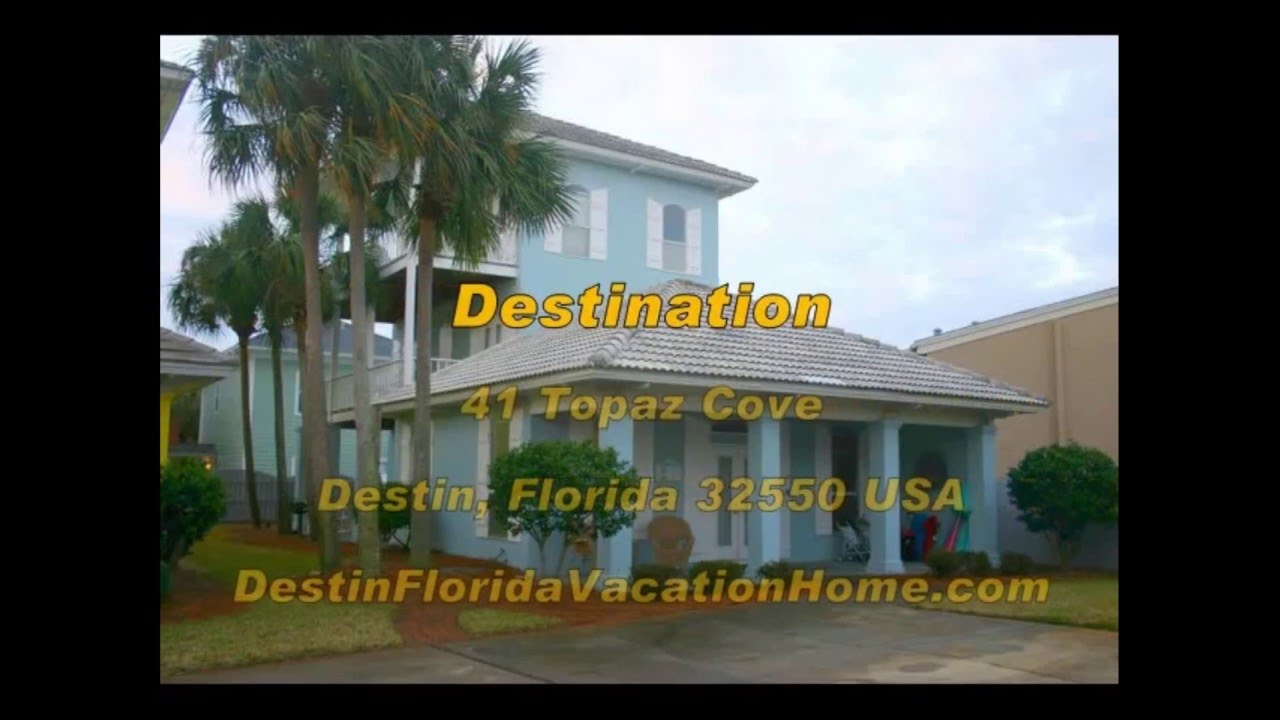 Destin florida 4 bedroom vacation home rental 3 bathrooms - Destin florida 4 bedroom condo rentals ...