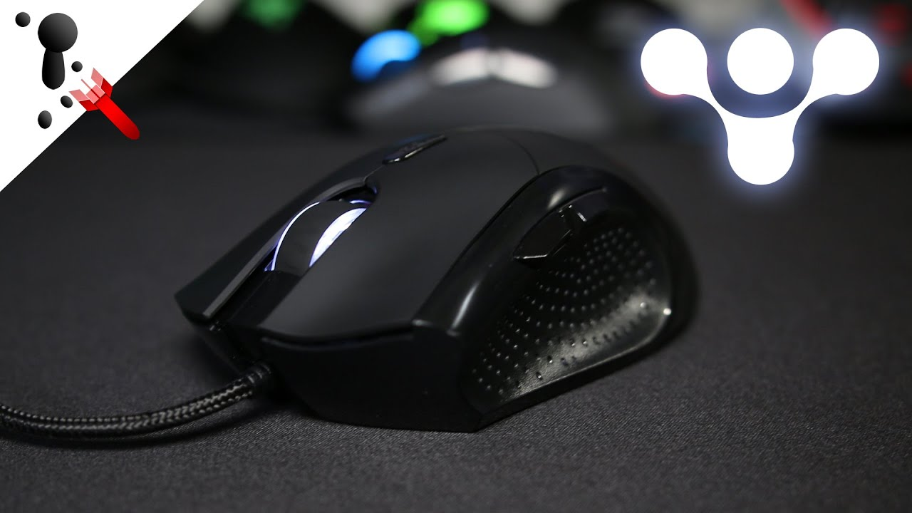 Finalmouse 2016 Classic Ergo Review by FPS Veteran by Rocket Jump Ninja