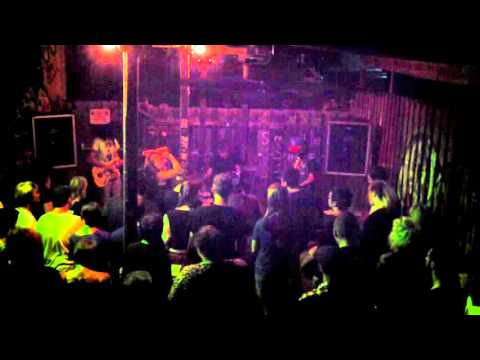 Night Witch 10/01/2015 @ All Saint's Cafe Tallahassee, Fl