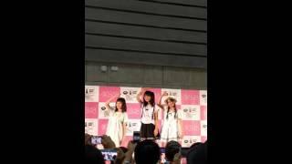 2016/5/1 AKB48チーム8 フォトセッション パシフィコ横浜 谷口もか、下...