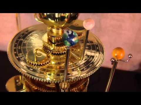 Механическая модель Солнечной системы