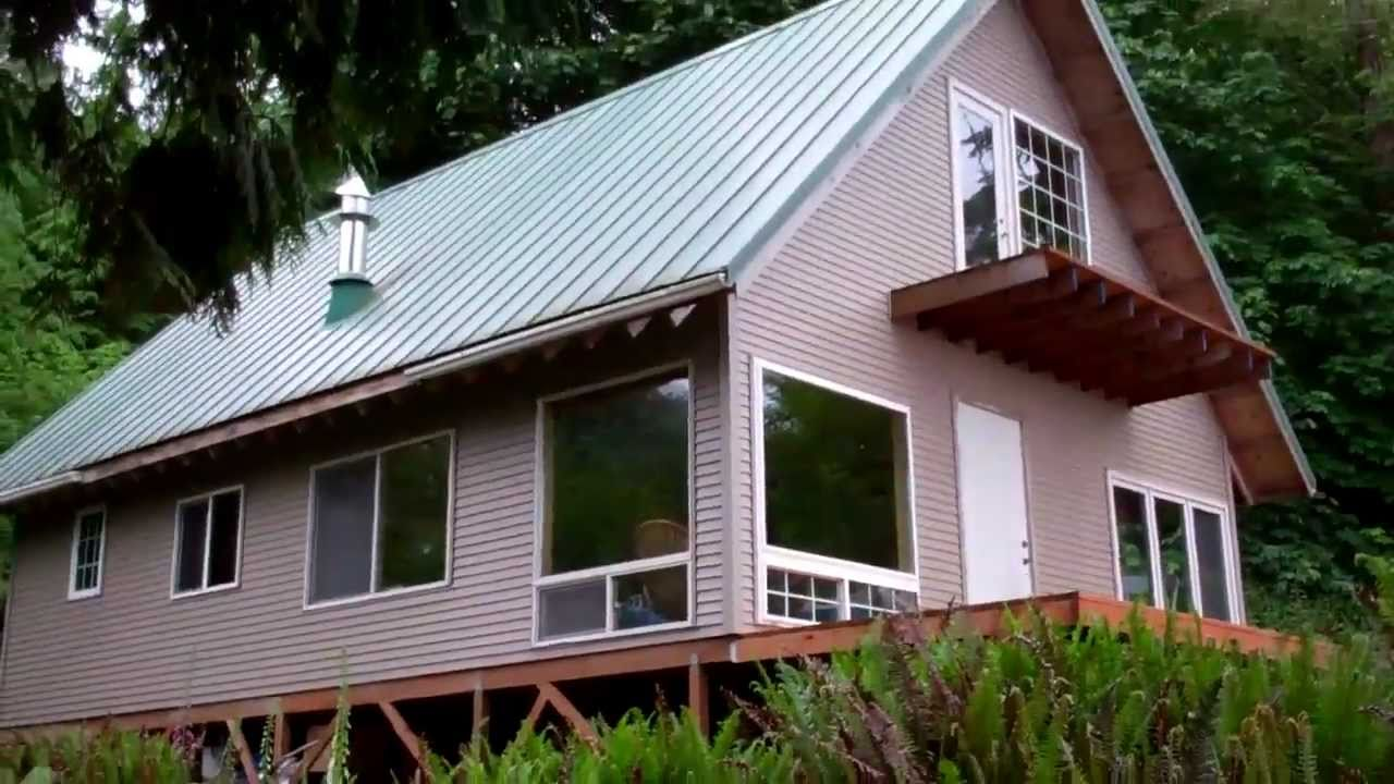 Cabin Solar Power Kits