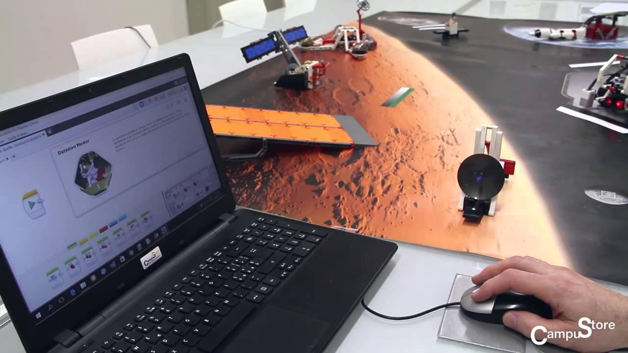LEGO Education Mindstorms EV3 - Missioni su Marte - La riparazione dell'antenna