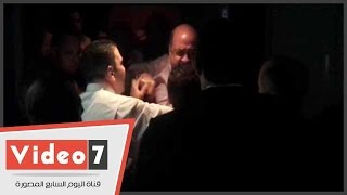 بالفيديو.. الاعتداء على مدير سينما جالاكسى خلال العرض الخاص لفيلم