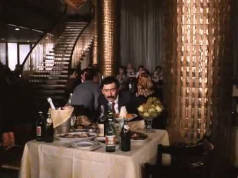 Mimino, сюжет в ресторане